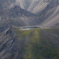 Горное озеро :: Александр Шацких