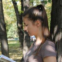 В парке :: Виктория Киселева