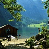 озеро Оберзее (Obersee) :: Валентина Потулова