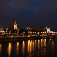 Вечерняя Москва :: Антонина Петлевская