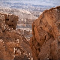 Нахаль Акрабим ( ручей Скорпионов ) , Израиль -2 :: Lmark