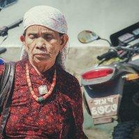 Путешествую по Непалу...где-то в Катманду! :: Александр Вивчарик
