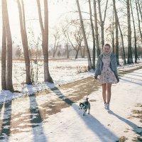 Валерия и Джесси :: Артём Кыштымов