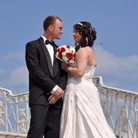 Свадьба в Пушкине :: Константин Путков