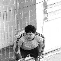Большой вратарь маленькой команды. :: A. SMIRNOV