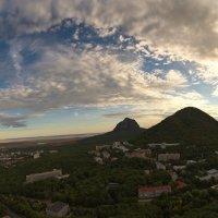 Панорама Железноводска :: Алексей Забабурин