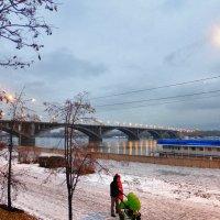 Мост через Енисей :: Светлана Игнатьева