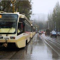 Саратовские трамваи. :: Anatol Livtsov