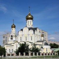 Храм Рождества Христова ( г. Обнинск ) :: Игорь Смолин
