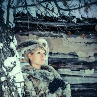 """ И падал прошлогодний снег"" :: Оксана Я"