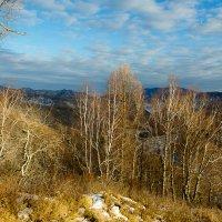 На западной горе :: Алексей (АСкет) Степанов