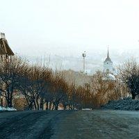 утро.мороз. :: petyxov петухов
