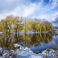 зима пришла :: юрий иванов
