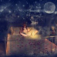 сказки на ночь.... :: Светлана Мизик