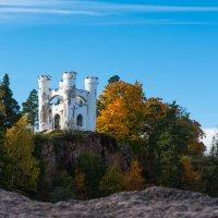 Замок на острове Людвигштайн :: Элла Ш.