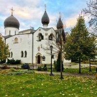 Покровский собор в Марфо-Мариинской обители. :: Константин Поляков