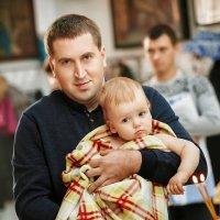Крещение Ярослава :: Андрей Молчанов
