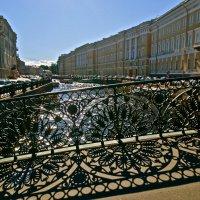 кружево Певческого моста :: Елена