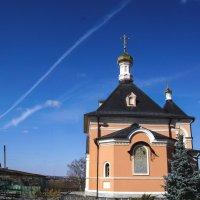 Храм в честь Преображения Господня :: Владимир Воробьев