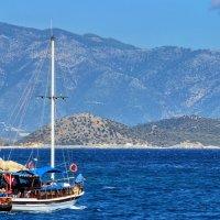 Средиземное море. :: Азат Джандурдыев