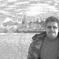 На реке :: Юрий Гайворонский