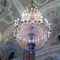 Люстра в Петропавловской крепости :: Дмитрий Никитин