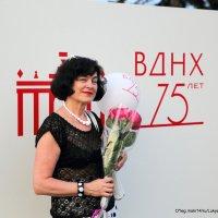 женщина и праздник :: Олег Лукьянов
