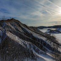 Холодное зимнее утро. :: Sven Rok
