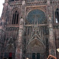 Портал Страсбургского Собора :: Надежда