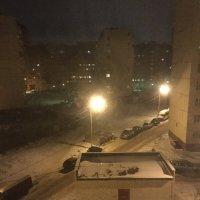 Вид из окна. :: Пётр Беркун