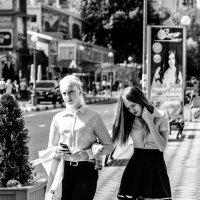 Подружки :: Светлана Шмелева