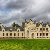 Замок Алатскиви, Эстония :: Priv Arter