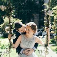 Лейла и Владимир :: Алина Мартынова