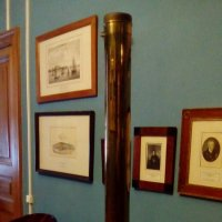 Подзорная труба 50-кратного увеличения. 19 век, произведено во Франции. :: Светлана Калмыкова