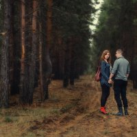 Love story :: Валерия Ступина