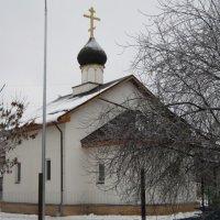 Храм святого Иоанна Кронштадтского в Головине :: Дмитрий Никитин