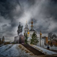 памятник Ивану Грозному в Орле :: Алексей Клименко