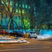 Москва, 1-я Парковая улица :: Игорь Герман