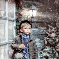 Рождественская открытка :: Сергей Митрофанов