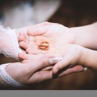 Обручальное кольцо не простое украшение.... :: Оксана Романова