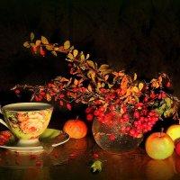 Прощание с осенью :: Павлова Татьяна Павлова