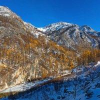 Край высоких гор :: Анатолий Иргл