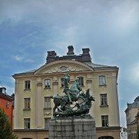 Прогулки по  Стокгольму . :: Виталий Селиванов