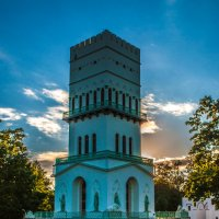Белая башня :: Вадим Куликов