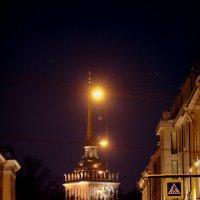 Питер ночной :: Ирина Фирсова