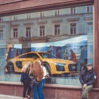 Где то в центре столицы :: Александр Колесников