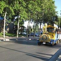 Городской паровозик :: ponsv