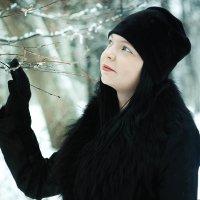 Зимний портрет :: Алёнка Шапран