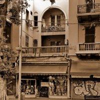 Улицы Тель-Авива - улица Алленби :: Владимир Брагилевский