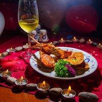 Ресторанный натюрморт :: Илья Шипилов